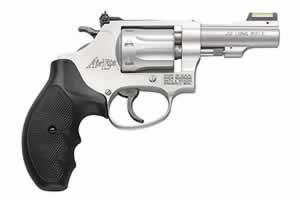 Smith & Wesson Model 317 - AirLite 22LR 160221