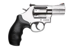 Smith & Wesson Model 686 PLUS - Distinguished Combat Magnum 357 164192