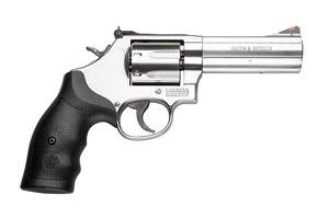 Smith & Wesson Model 686 PLUS - Distinguished Combat Magnum 357 164194