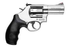 Smith & Wesson Model 686 PLUS - Distinguished Combat Magnum 357 164300