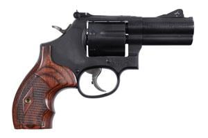 Smith & Wesson Model 586 Performance Center Carry Comp 357 170170