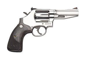 Smith & Wesson Model 686SSR - Pro Series 357 178012