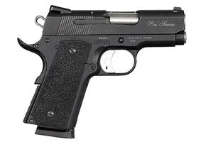 Smith & Wesson Model SW1911 - Pro Series, Sub Compact 45ACP 178020