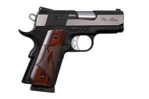 Smith & Wesson Model SW1911 - Pro Series, Sub Compact 45ACP 178052