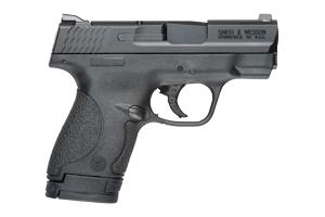 Smith & Wesson M&P Shield No Thumb Safety 40SW 10034
