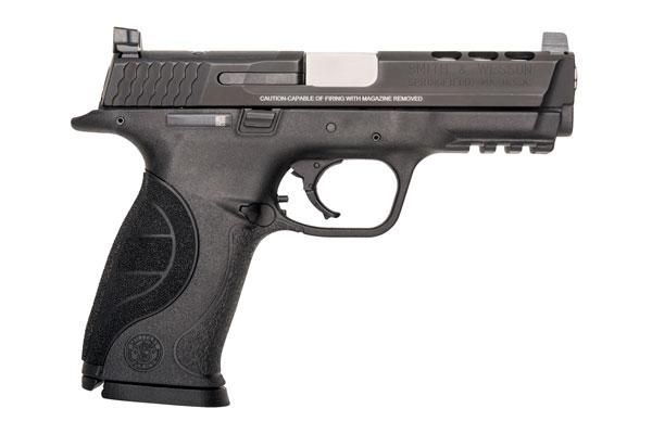 Smith & Wesson | Performance Ctr M&P Military Police Performance Ctr, Ported 9MM 022188865196