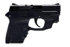 Smith & Wesson M&P|Bodyguard 380 W/ Crimson Trace Green Laser 380 10178