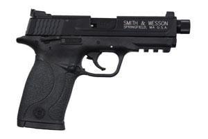 Smith & Wesson M&P22 Compact (Suppressor Ready) 22LR 10199