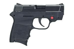 Smith & Wesson M&P|Bodyguard 380 W/ Crimson Trace Int Laser 380 10265