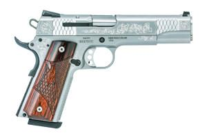 Smith & Wesson SW1911 Engraved 45ACP 10270