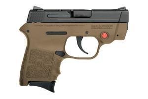 Smith & Wesson M&P|Bodyguard 380 W/ Crimson Trace Laser 380 10168