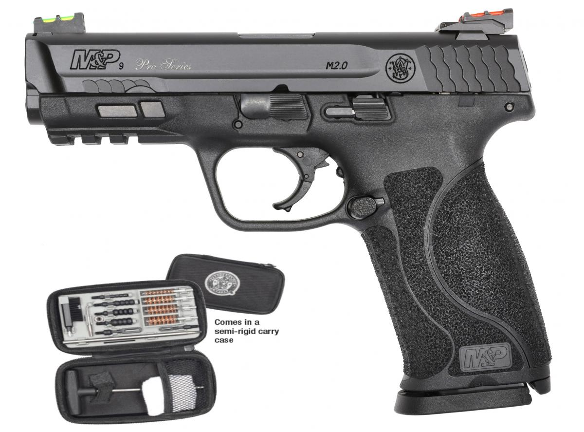 Smith and Wesson M&P9 M2.0 Pro Series 9mm 11818