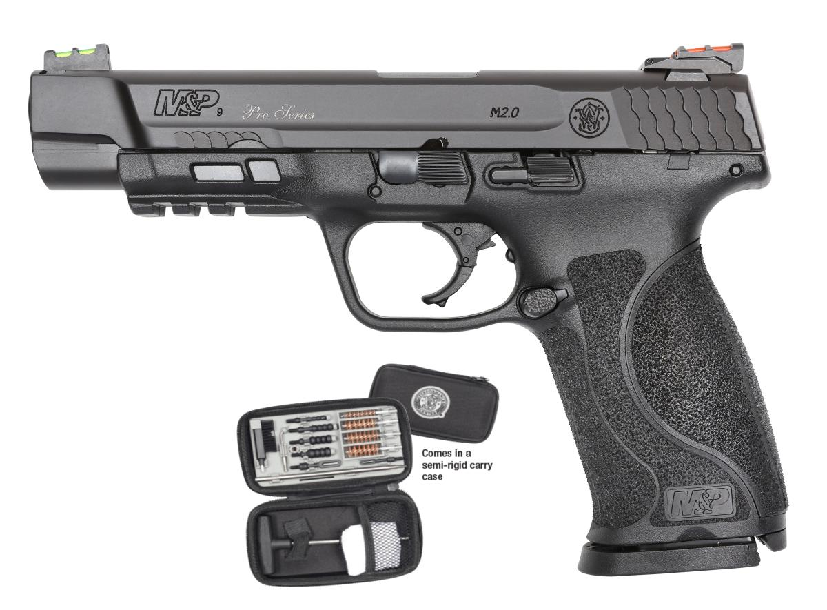 Smith and Wesson M&P9 M2.0 Pro Series 9mm 11820