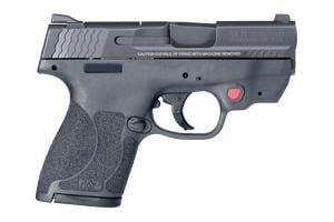 Smith & Wesson M&P Shield M2.0 W/ Crimson Trace Red Laser 40SW 11672