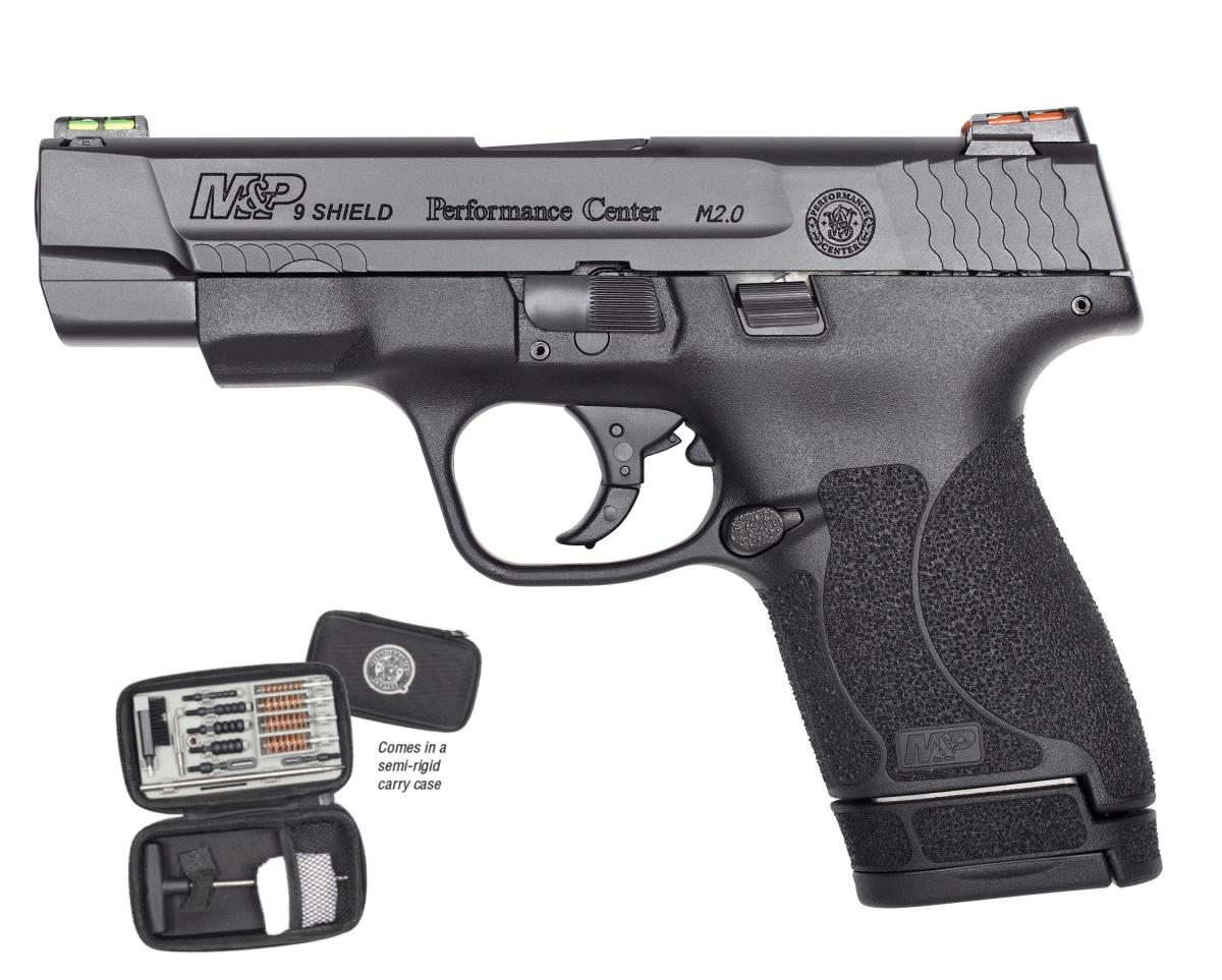 Smith and Wesson M&P9 Shield M2.0 9mm 11787