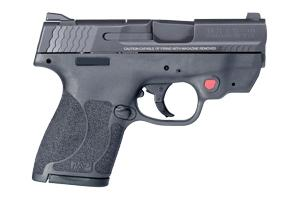 Smith & Wesson M&P Shield M2.0 W/ Crimson Trace Red Laser 9MM 022188871326