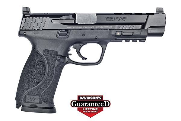 Smith & Wesson Smith & Wesson Performance Ctr M&P9 M2.0 Performance Center 5 Ported, CORE 9MM 11833