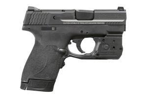 Smith & Wesson M&P Shield M2.0 w/ Crimson Trace LaserguardPRO 9MM 022188872231