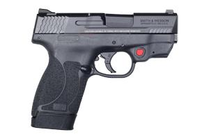Smith & Wesson M&P Shield M2.0 W/ Red Crimson Trace Laserguard 45ACP 12087