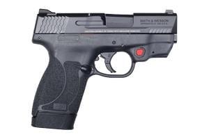 Smith & Wesson M&P Shield M2.0 W/ Red Crimson Trace Laserguard 45ACP 12088