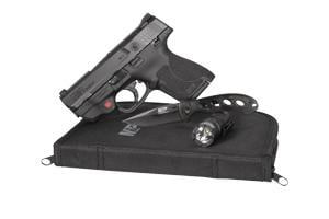 Smith & Wesson M&P Shield M2.0 W/ Crimson Trace Red Laser Kit 9MM 12395