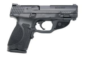 Smith & Wesson M&P9 M2.0 Compact W/ Crimson Trace Green Laser 9MM 12413