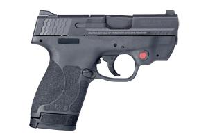 Smith & Wesson M&P Shld M2.0 Crimson Trace Red Laser Mass Comp 9MM 12468