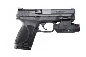 Smith & Wesson M&P9 M2.0 Compact With Crimson Trace Tac Light 9MM 12411-SW