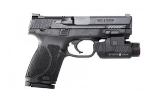 Smith & Wesson M&P9 M2.0 Compact With Crimson Trace Tac Light 9MM 12412