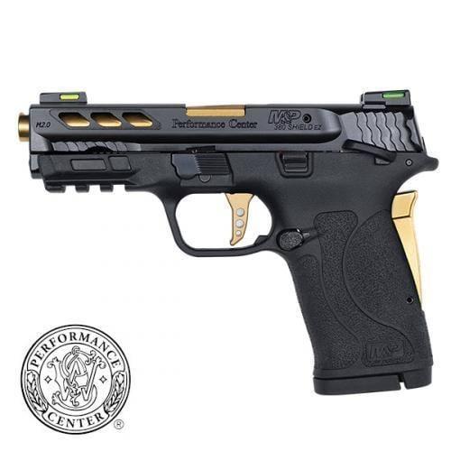 Smith and Wesson M&P380 Shield EZ PC 380 ACP 022188879179