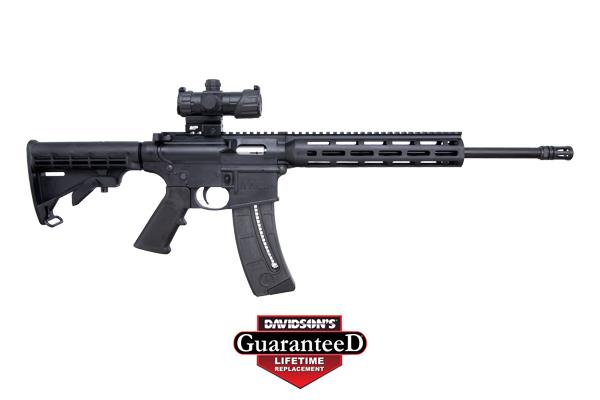 Smith & Wesson M&P15-22 SPORT W/ Red Dot 22LR 022188879193