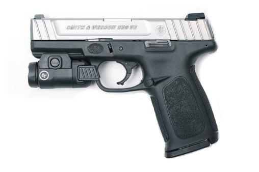 Smith and Wesson SD9VE 9mm 022188880335