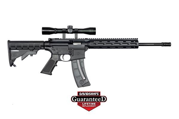 Smith & Wesson M&P15-22 SPORT W/ SCOPE AND BIPOD 22LR 13065