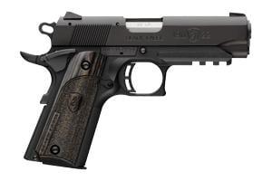 Browning 1911-22A1 Compact Black Label Laminate W/ Rail 22LR 051817490