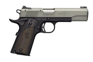 Browning 1911-22 Black Label Gray Full Size 22LR 051847490
