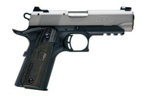 Browning 1911-22 Black Label Gray Compact Rail 22LR 051850490