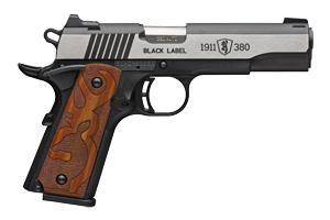 Browning 1911-380 Black Label Medallion Logo Grips 380 051950492