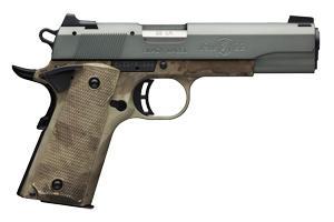 Browning 1911-22 Black Label Speed Gray 22LR 051873490
