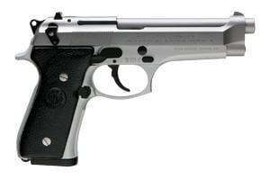 Beretta 92FS Inox Italian 9MM JS92F520M
