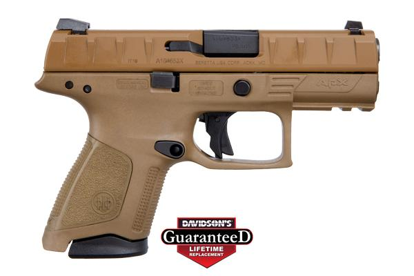 082442900384 Beretta Apx Compact 9mm Jaxc92105 Gun Deals