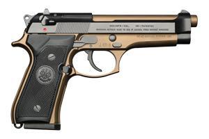 Beretta 92FS Burnt Bronze Italian 9MM JS92F340