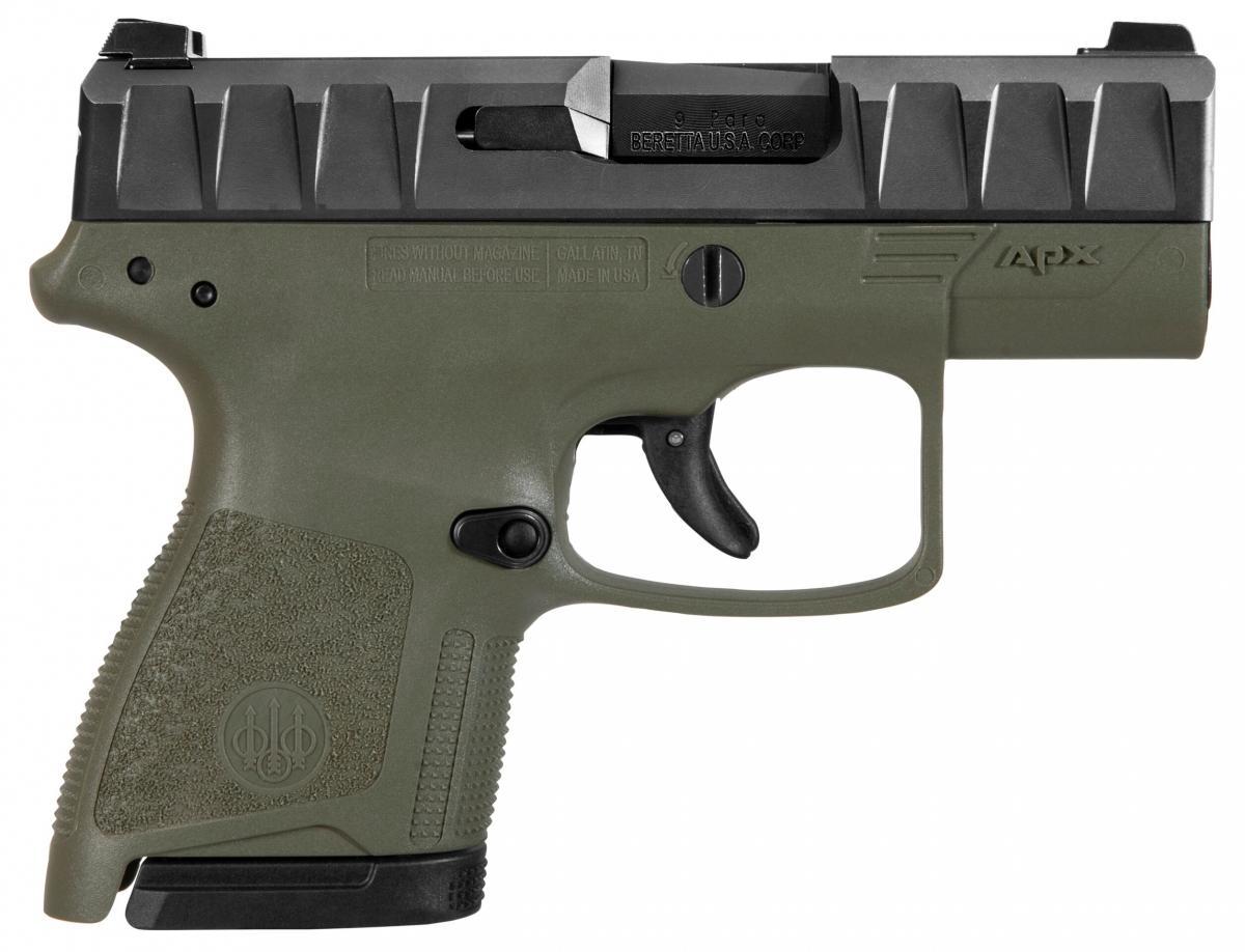 Beretta APX Compact 9mm JAXN92007