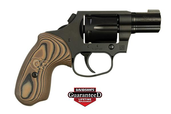 Colt Night Cobra Hyena Brown Grip 38SP COBRA-MB2BB-HB
