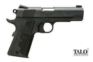 Colt 21st Century Commander, Wiley Clapp TALO Edt. 45ACP O4840WC