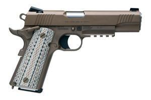 Colt Marine Production Model Pistol Rail Gun 45ACP O1070M45