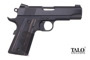 Colt 21st Century Commander, Wiley Clapp TALO Edt. 9MM O4842WC