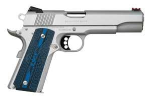 Colt Competition Government Stainless Steel 38SUP O1073CCS