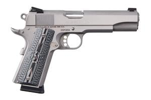 Colt Custom Shop Government Stainless Steel 45ACP O1070CSP