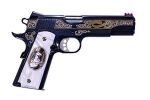 Colt El Potro Rampante 38SUP O1973CCS-EPI