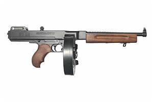Kahr Arms|Thompson Thompson 1927A-1 Deluxe Lightweight Pistol 45ACP TA5100D